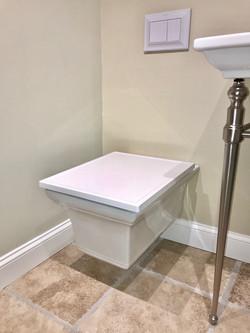 Memiors wall-hung toilet
