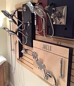 Jaclo & Delta Shower Heads