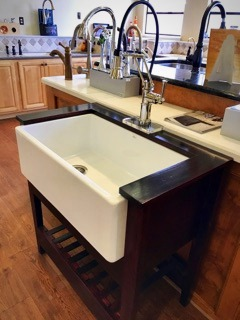 Barclay farm sink