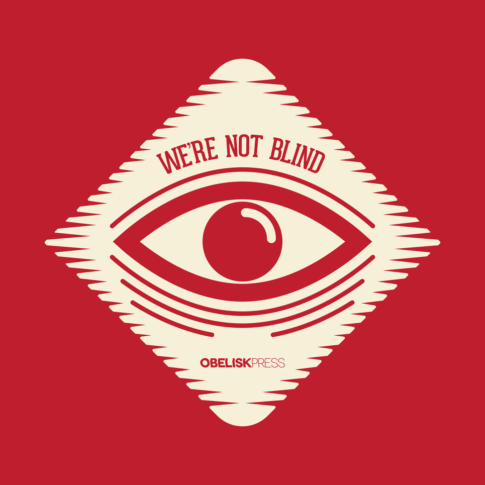 We're Not Blind