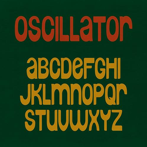 Oscillator (Vol.1)
