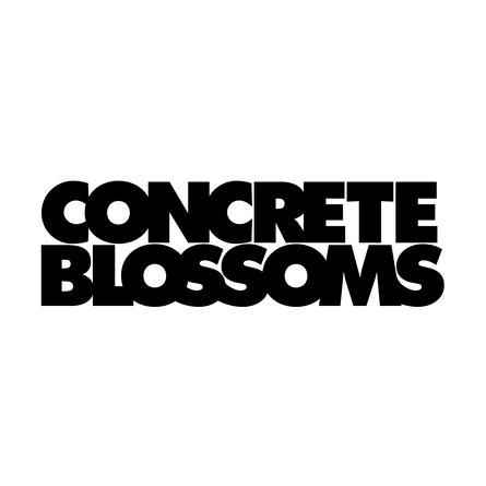 Concrete Blossoms, Logo