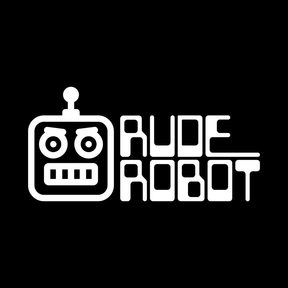 Rude Robot Icon