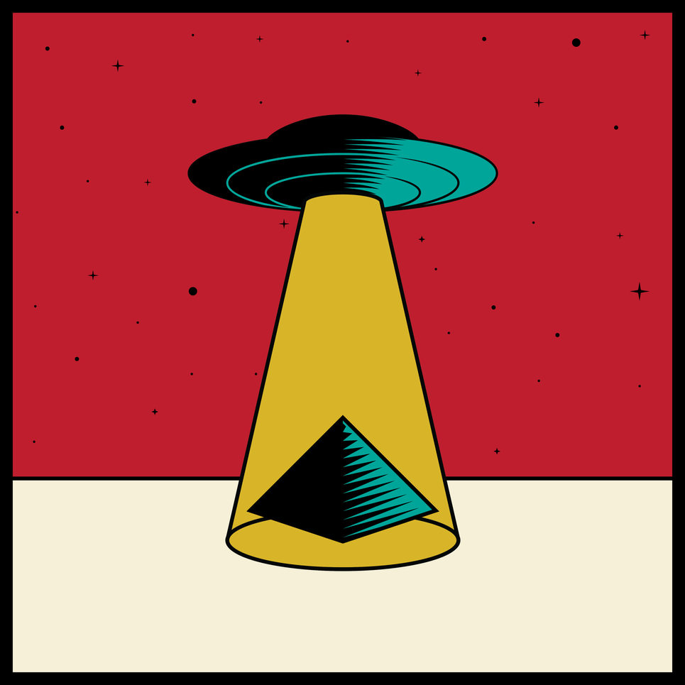 Pyramid Abduction