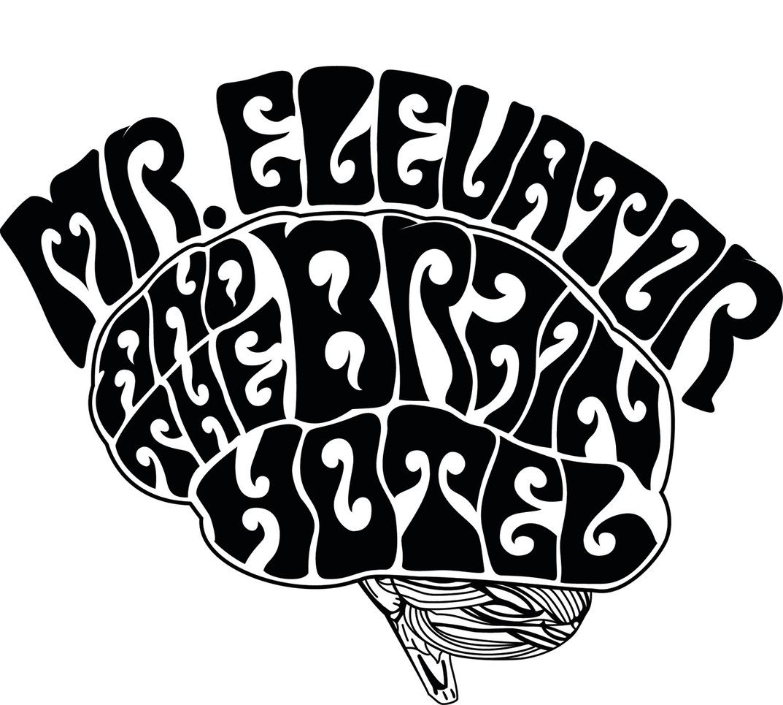 Mr. Elevator & The Brain Hotel, Logo