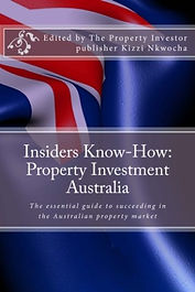 Cover of Insiders Know-How: Property Investment Australia