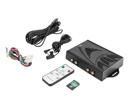 4 Video Input Hide-a-way DVR System with Built-in Mic Crimestopper