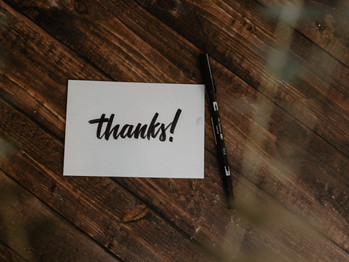 The knowledge in acknowledgements