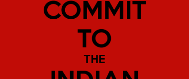Commit to Donor Acquisition (and the Indian) or Die!