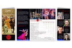 Lyric Opera Broadway Benefactors Brochure