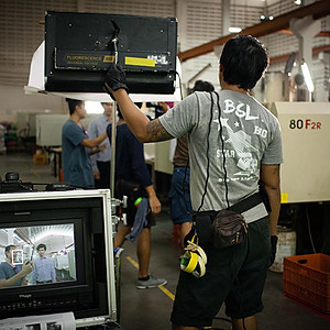 Short Film Production สวนหลวงพลาสติก