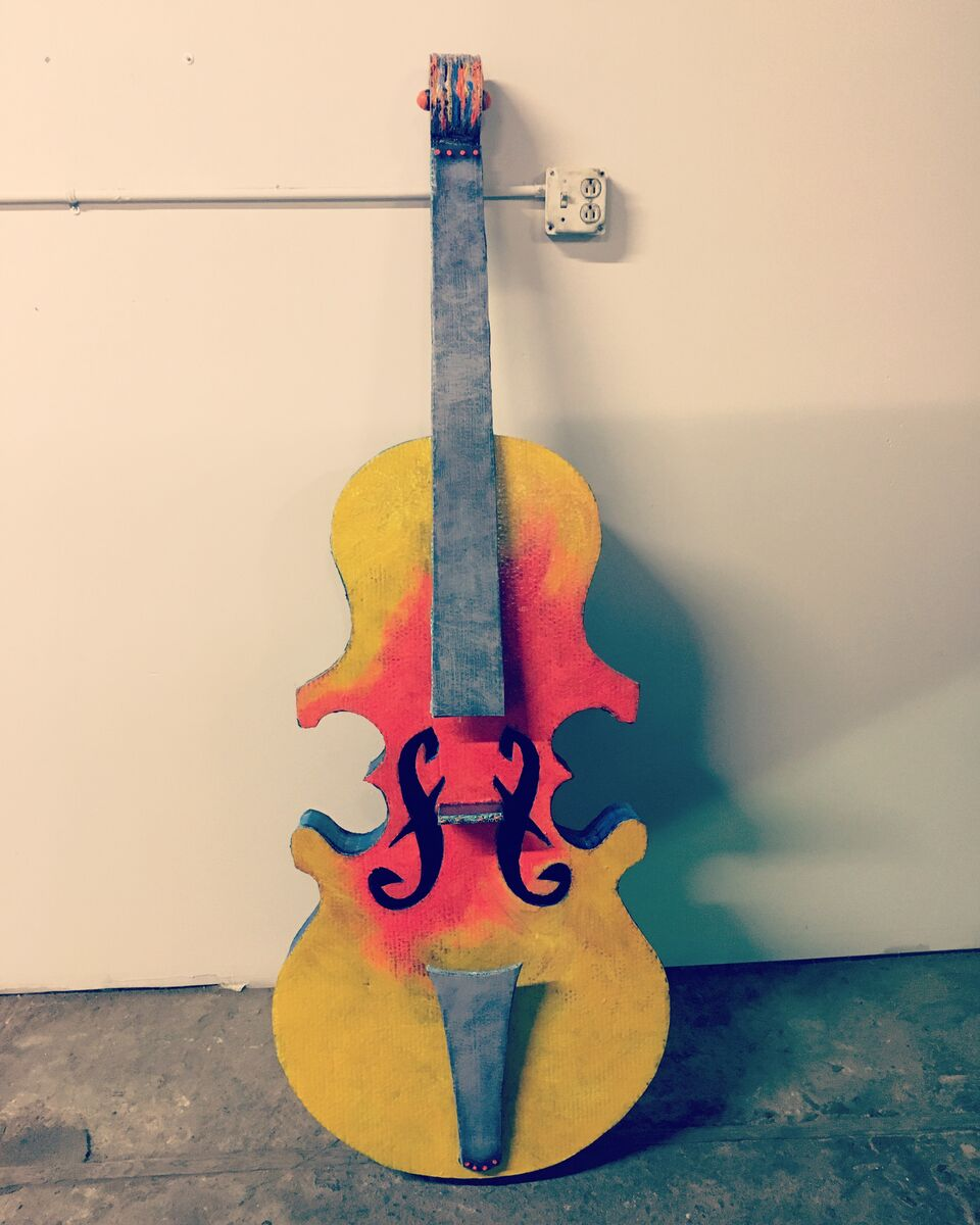 Custom Cello
