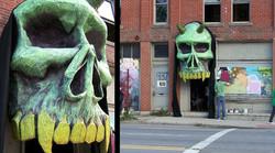 Demon Head Entrance