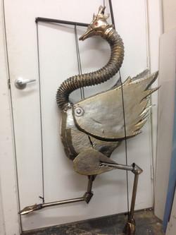 Golden Goose puppet