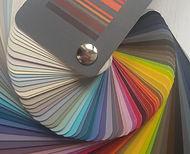Nuancier couleurs
