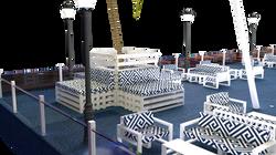 Decoration Design & 3D Modeling