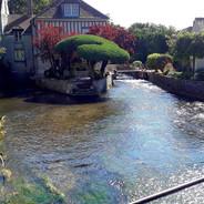 Les villages de Courteuil et St Nicolas d'Acy