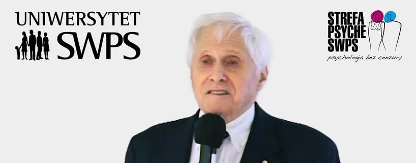"""""""Jak żyć długo, mądrze i szczęśliwie? Refleksje neurobiologa"""" - prof. Jerzy Vetulani"""