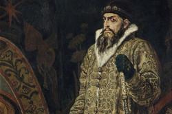 Iwan Groźny - tyran i samowładca
