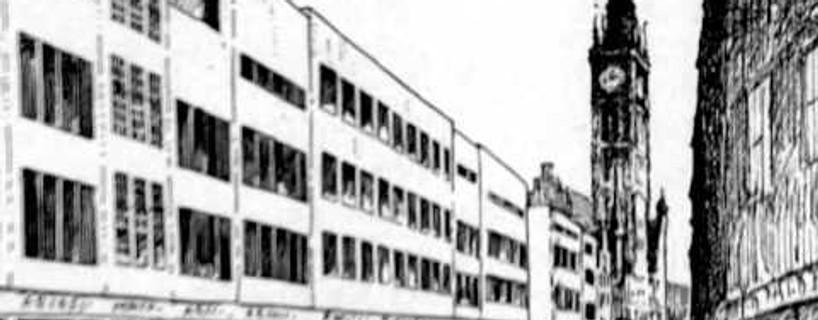 Architektura i urbanistyka Wolnego Miasta Gdańska 1920-1939