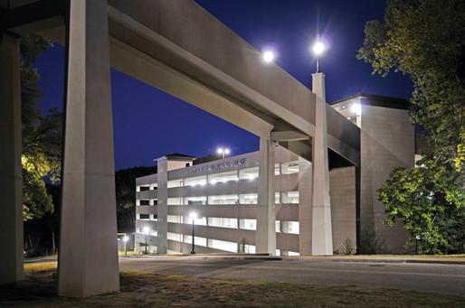 MCC Parking Garage