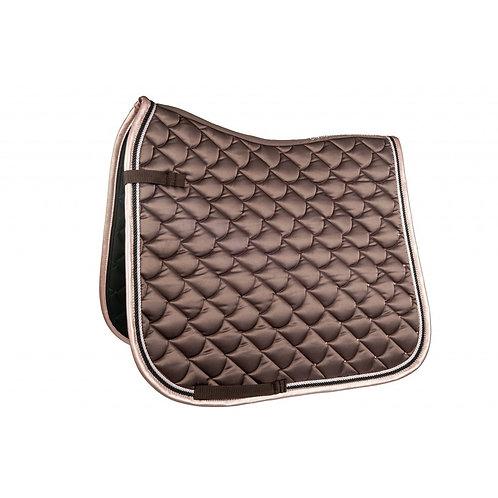 HKM Copper Kiss Saddle Pad-Dressage Full