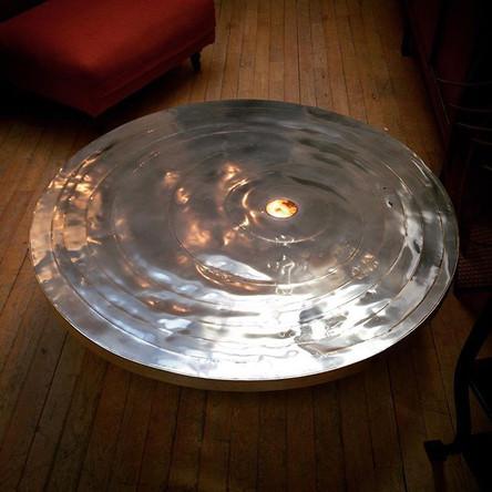 Liquid coffee table 2013 #yanndessauvage