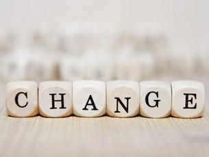 2020 Ch-ch-ch-changes!