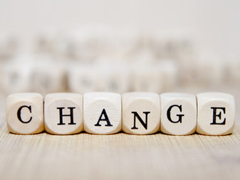 Change: An Important and Necessary Part of Life