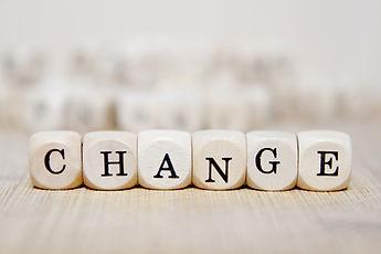Change management transformation programme turnaround