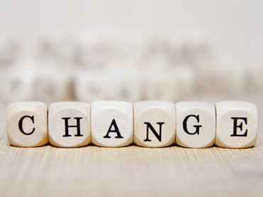 Drei Schritte zur Veränderung