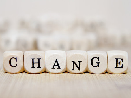 Blog Post 2: Develop a Mindset for Change
