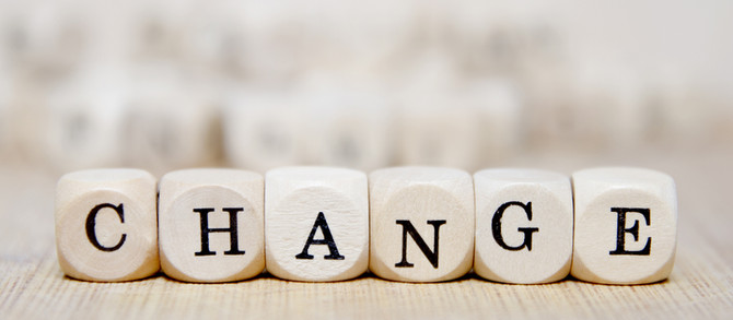 Change is Inevitable. Our Reaction is a Choice