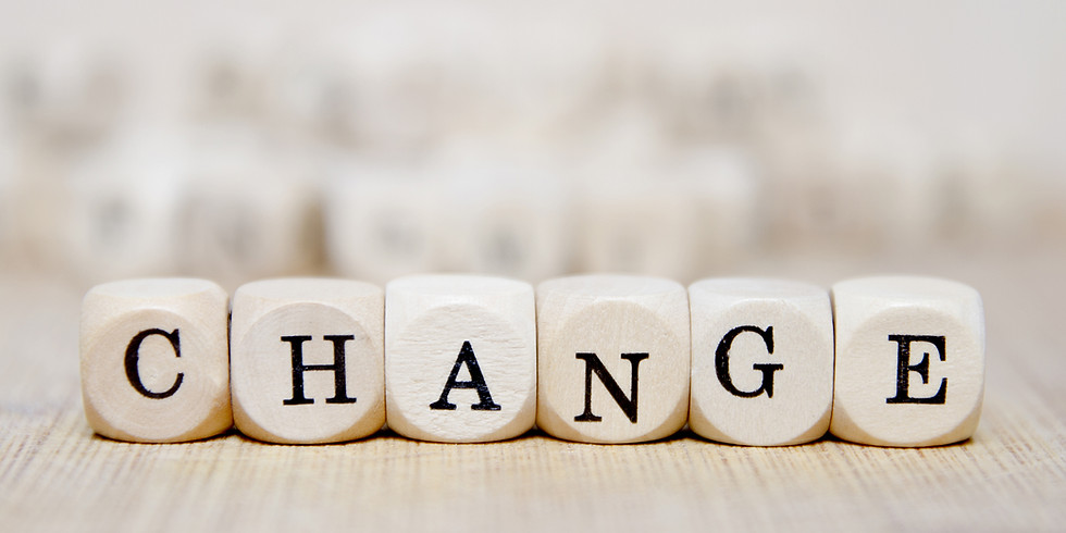 What has you stuck? & How to effect Lasting change: Personal Growth workshop