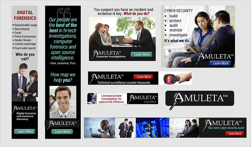 Amuleta Display Advertising