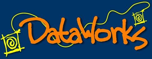 The DataWorks Logo