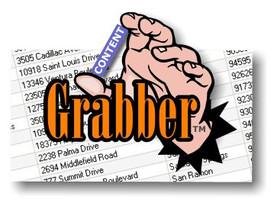 Content Grabber logo