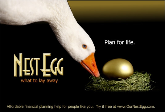 Financial planning sofware ad