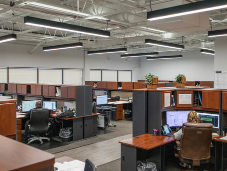 The benefits of additional office space