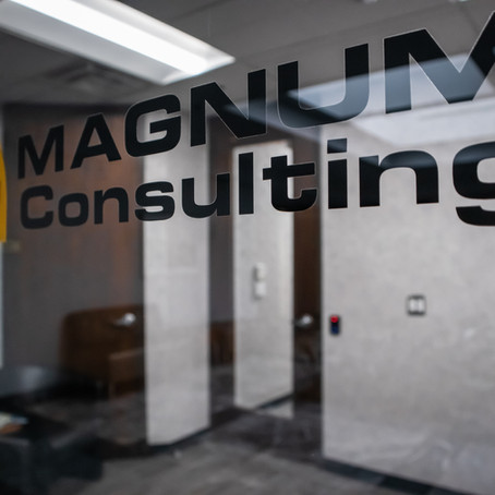 Magnum Consulting is back in office