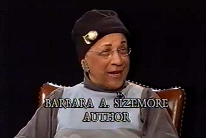 Dr. Barbara Anne Sizemore
