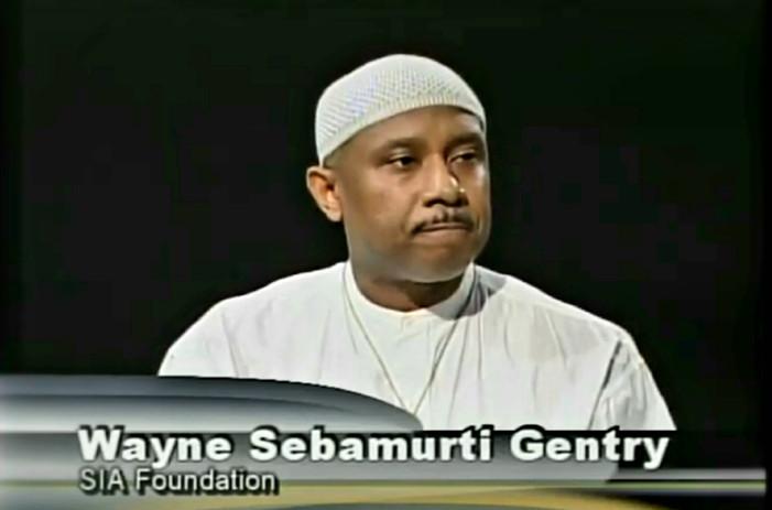 Wayne Sebamurti Gentry