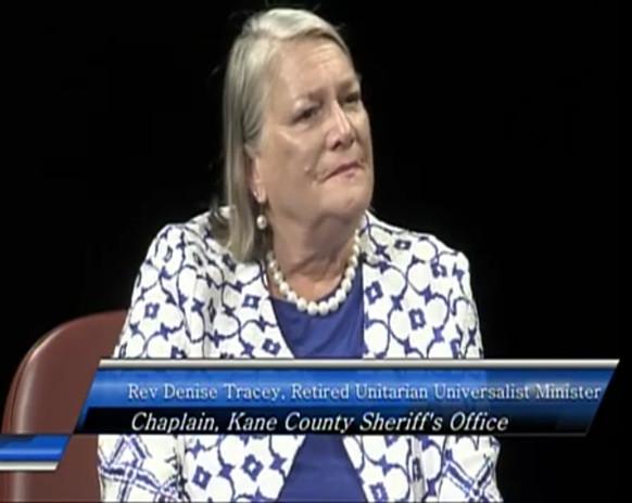 Rev. Denise Tracey