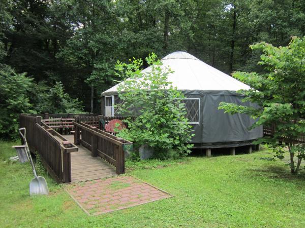 Yurt Nature Center