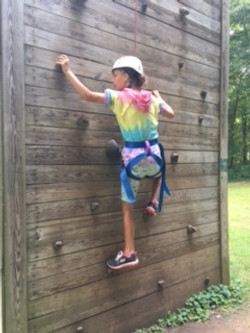 Chloe Rock Wall
