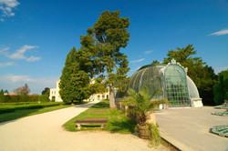 Zámecký park Lednice skleník