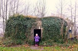 Rybniční zámeček - bunkr
