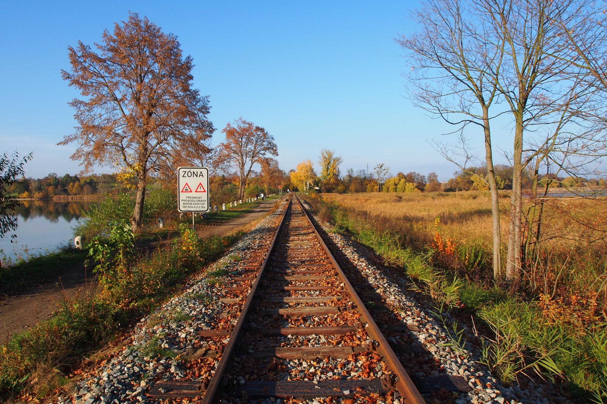 Apollo - železniční trať