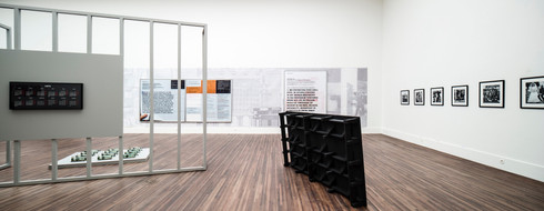 Installation view: Cultuurcentrum, Mechelen