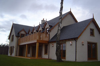 Kincardine Lodge - New Build